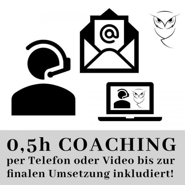 Coaching Johann Kofler-Mair, 30 Minuten kostenlos, Geldanlage, Vermögensaufbau, ETF-Sparplan