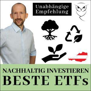 Beste nachhaltige ETFs   Unabhängige Kapitalmeister-Empfehlung